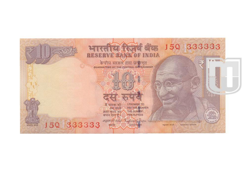 Rupees | 10-111 | O