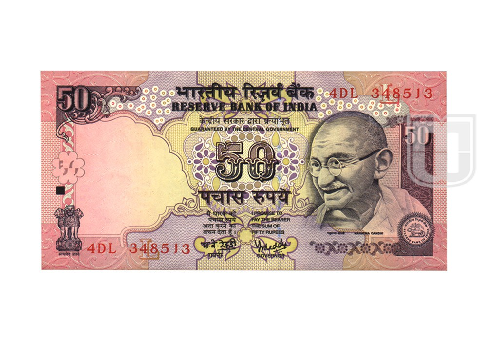 Rupees | 50-37 | O