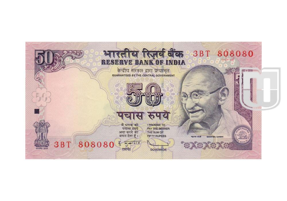 Rupees | 50-52 | O