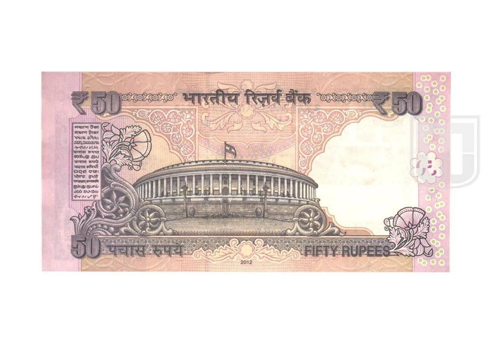 Rupees   50-53   R