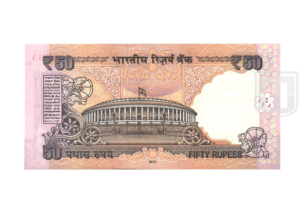 Rupees | 50-54 | R