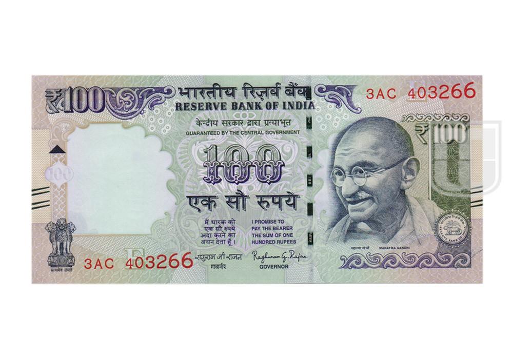 Rupees | 100-102 | O