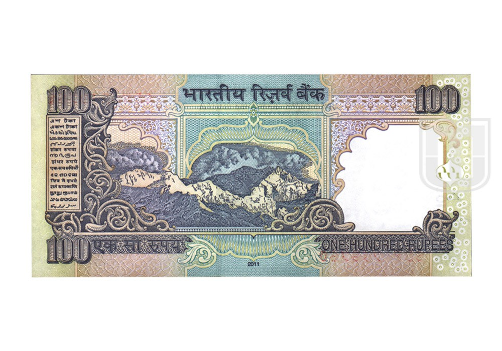 Rupees | 100-72 | R
