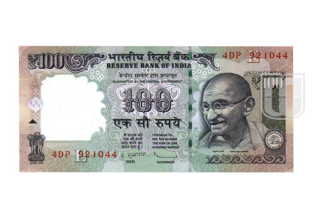 Rupees | 100-85 | O
