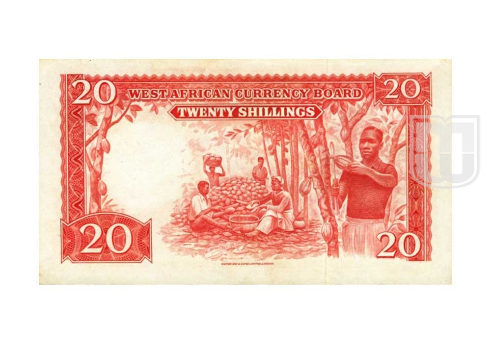 Shillings | KM 10 | R