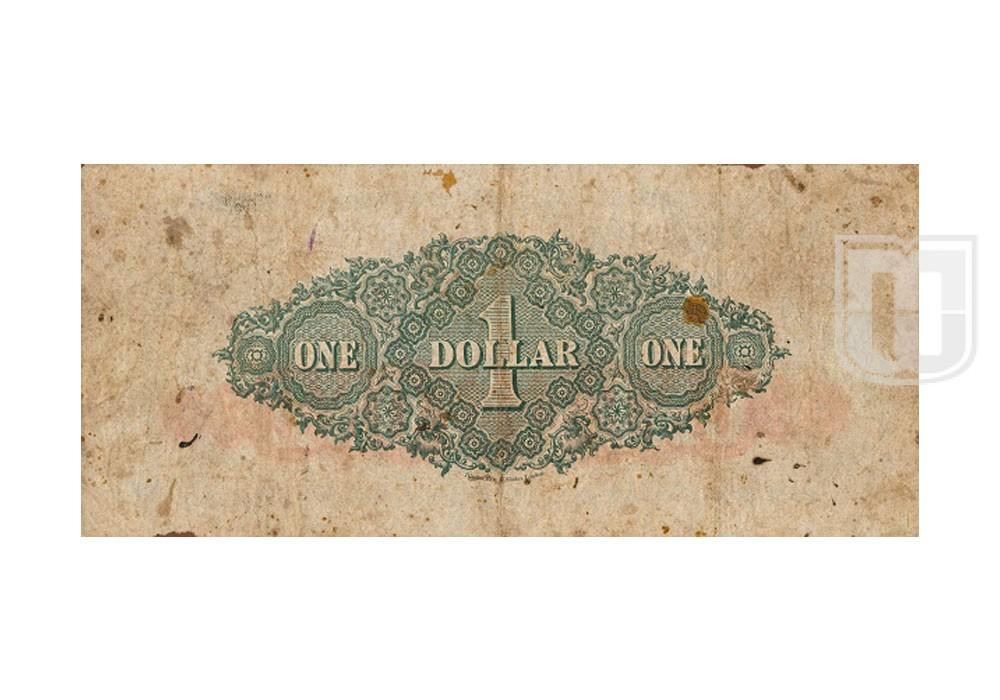 Dollar | KM 15 | R