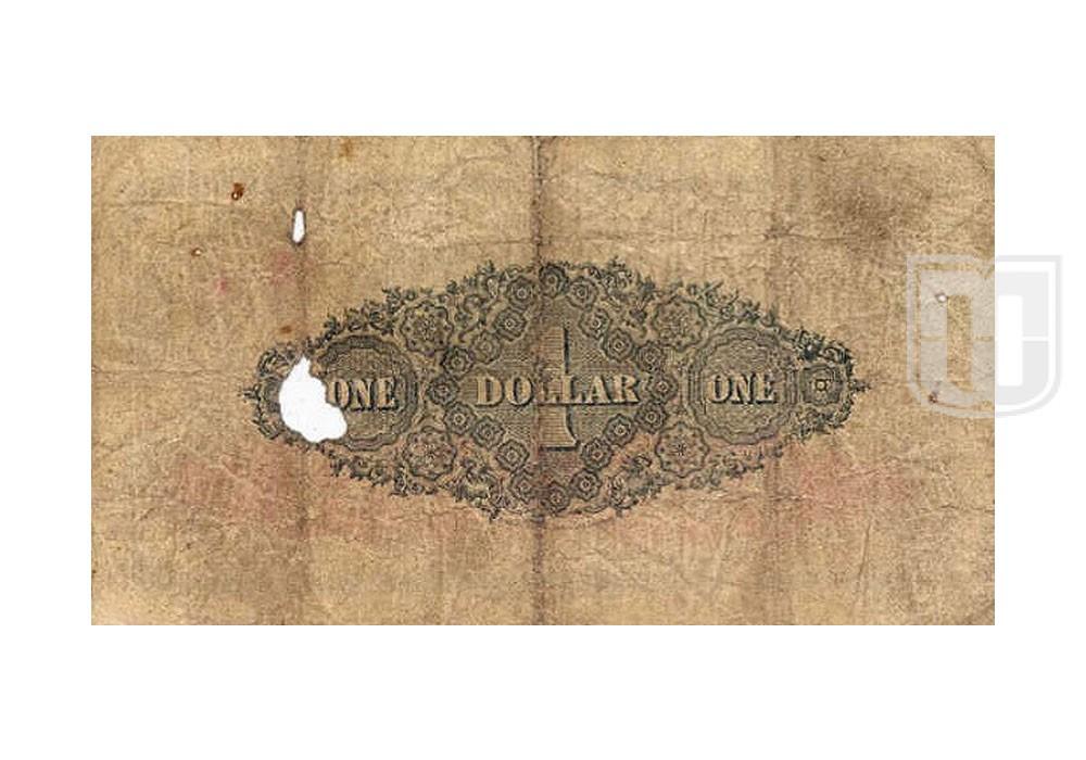 Dollar | KM 19 | R