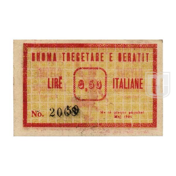 Lire Italiane | KM- 102 | R