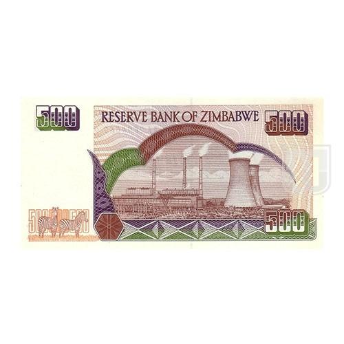 500 Dollars | KM 10 | R