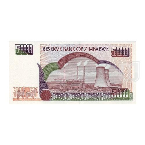 500 Dollars | KM 11 | R