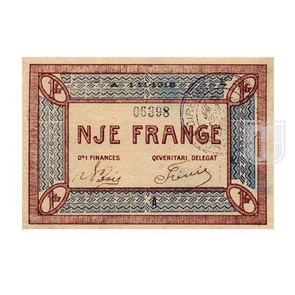 Franc | KM- 148 | O