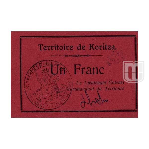 Franc | KM- 154 | O