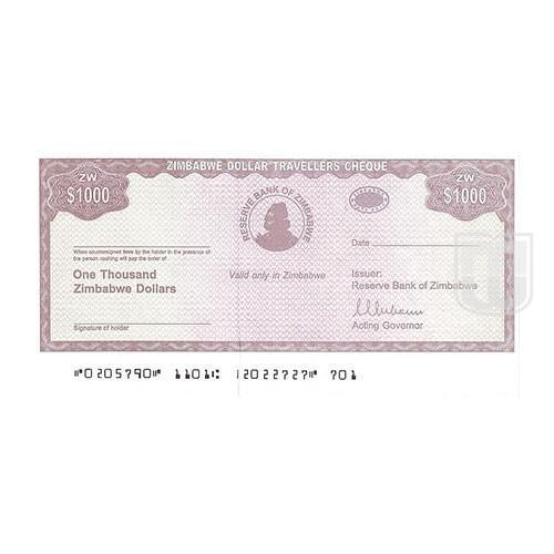 1000 Dollars | KM 15 | O