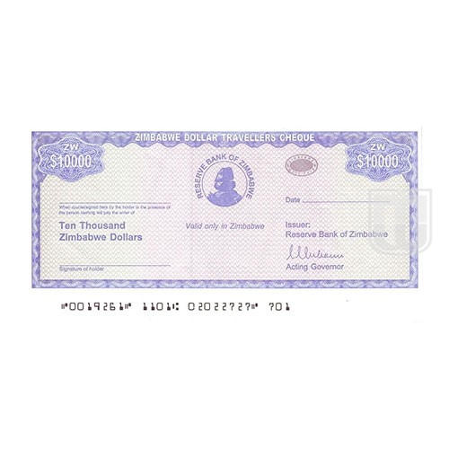 10,000 Dollars | KM 17 | O