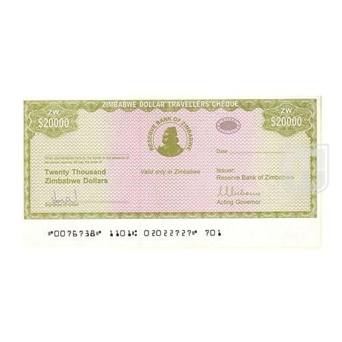 20,000 Dollars | KM 18 | O