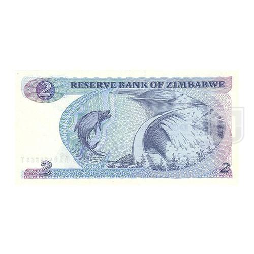 2 Dollars | KM 1 | R