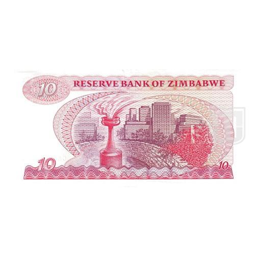 10 Dollars | KM 3 | R