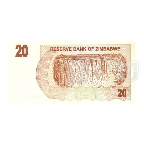20 Dollars | KM 40 | R