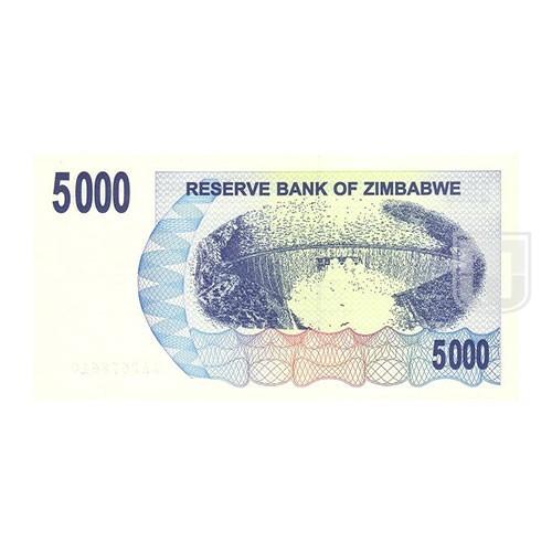5000 Dollars | KM 45 | R