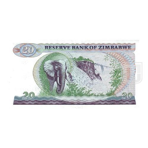 20 Dollars | KM 4 | R