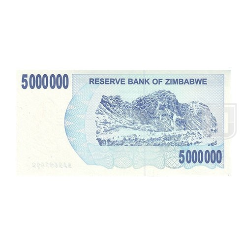 5,000,000 Dollars | KM 54 | R