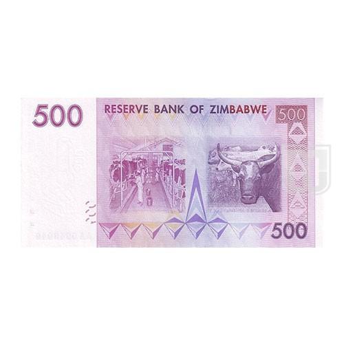 500 Dollars | KM 70 | R