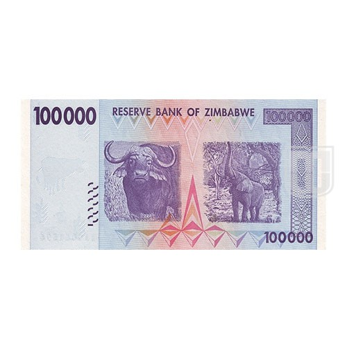 100,000 Dollars | KM 75 | R
