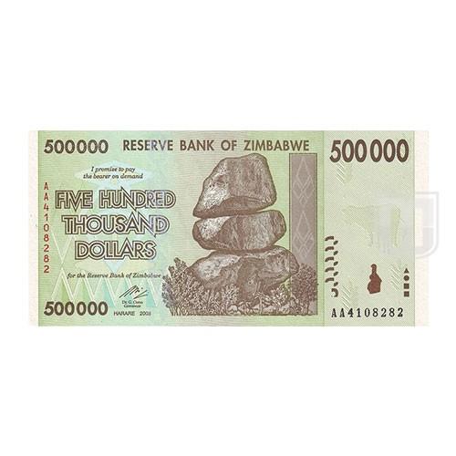 500,000 Dollars | KM 76 | O
