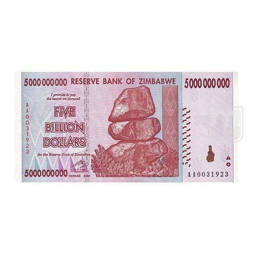 5 Billion Dollars | KM 84 | O