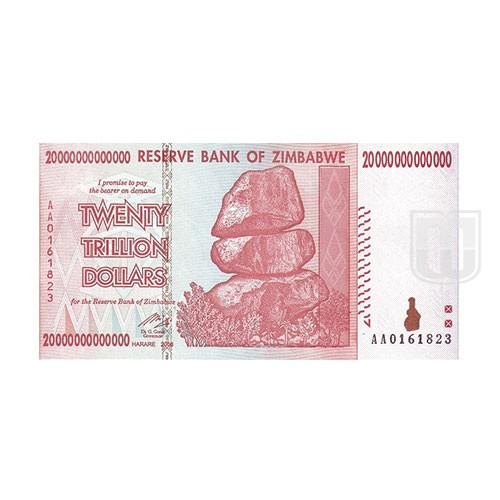 20 Trilion Dollars | KM 89 | O