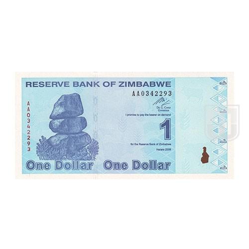 1 Dollar | KM 92 | O