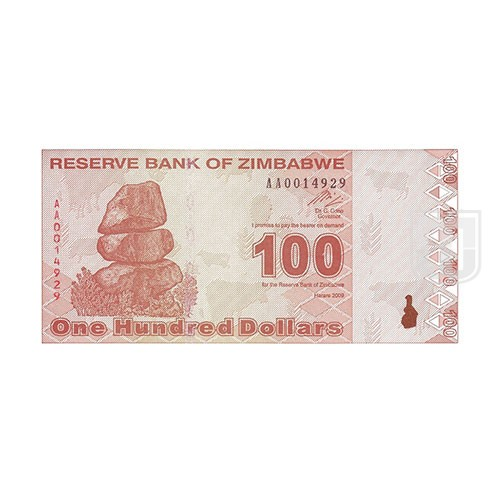 100 Dollars | KM 97 | O