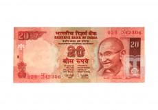 Rupees | 20-7 | O