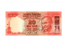 Rupees | 20-3 | O