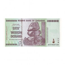 50 Trillion Dollars | KM 90 | O